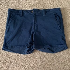 American Eagle Blue Shorts